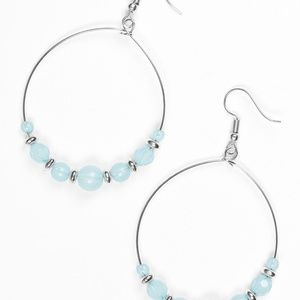 💍 5 for $25 sale! 💍 Blue Earrings